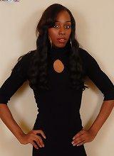 Ebony TS hottie