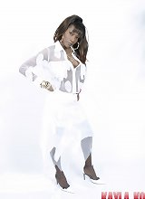 TS Kayla KO in Studio Glamour Photoset